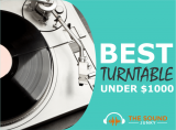 7 Best Turntables Under $1000 (Vintage, DJ & Self-Contained)