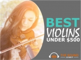 10 Best Violins Under $500 (Quality Meets Affordability)