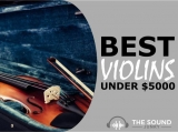 9 Best Violins Under $5000 (Premium Quality From $1100 to $4000+)