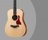 Taylor Big Baby Review – Well Priced Acoustic Guitar With Solid Top & Arched Back