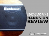 Blackstar FLY 3 Mini Amp Review (Hands On)