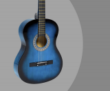 Best Choice Guitar Review – Beginners 38″ Steel String Acoustic Guitar with Case, Strap, Tuner & Pick