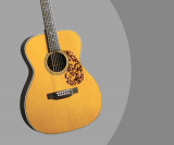 Blueridge BR-163A Review – Historic Craftsman Series 000 Acoustic Guitar (Mix of Vintage & Traditional)