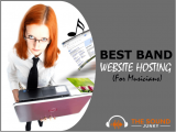 Best Website Hosting For Musicians & Bands In 2019