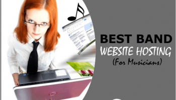Best Website Hosting For Musicians & Bands In 2020