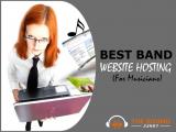 Best Website Hosting For Musicians & Bands In 2020