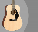 Fender CD-60S Review – Dreadnought Acoustic Guitar Bundle with Hard Case