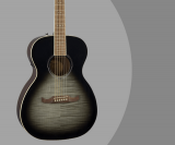 Fender FA-235E Review – Concert Acoustic-Electric Guitar (Viking Bridge & TUSQ Nut)