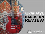 Firefly FFDCD Guitar Review & Video Demo