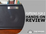 Flatsons FGA-3 Mini Amp Review (Hands On)