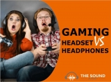 Gaming Headset vs Headphones – What Is The Difference & Which Is Better?