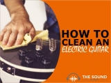How to Clean an Electric Guitar Using Household & Professional Items