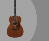 Ibanez AVC10MH Review: The Artwood Vintage Thermo Aged Acoustic Guitar with Solid Tonewoods