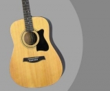 Ibanez IJV50 Review – Acoustic Guitar (Dreadnought with Quick Start Bundle)