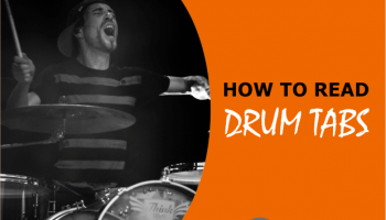 How to Read Drum Tabs (Play With Less Effort!)