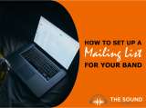 Setting Up a Band Email List (Plus The Best Mailing List Service for Musicians)