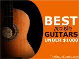 Best Acoustic Guitar Under $1000 Dollars: Our 6 Top Quality Instruments In 2020