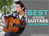 Best Acoustic Guitar For Beginners – Children & Adults