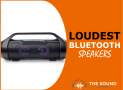 9 Loudest Bluetooth Speakers (Go Loud & Be Proud)