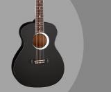 Luna Aurora Borealis Review – 3/4 Acoustic Guitar for Kids (Magical Moon-Theme)