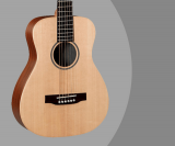 Martin LX1 Review – Little Martin Acoustic Guitar: Small, Concert Body – Great for Travel