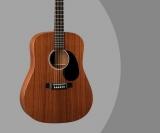 Martin DRS1 Review – Dreadnought Acoustic-Electric Guitar