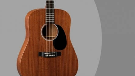 Martin DRS1 Review – Dreadnought Acoustic-Electric Guitar
