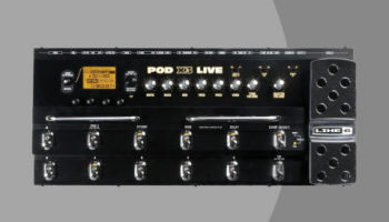 Line 6 POD X3 Live – What I Do & Don't Like About This Pedal