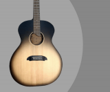Riversong Soulstice HB Acoustic Guitar with Adjustable Neck