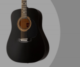 Rogue Guitar Review – RA-090 Dreadnought Acoustic Guitar (Full Size & Priced Low)