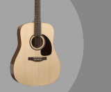 Simon & Patrick Guitar Review – Woodland Pro Spruce SG Acoustic (Made in North America)