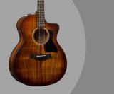 Taylor 224CE-K DLX Review – Koa Acoustic Electric Guitar (Excellent Craftsmanship)