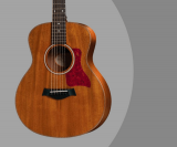 Taylor GS Mini Mahogany Review – Acoustic Guitar with Solid Mahogany Top
