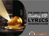 The Mars Volta Cicatriz ESP Lyrics & Meaning (Clavietika Tres Ojos In The Desert)