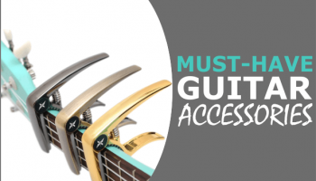 Best Guitar Accessories for Guitarist's Who Play Electric, Acoustic, Classical & Bass Guitars