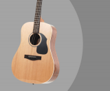 Voyage-Air Guitar Review – Songwriter Series VAD-04 Full Size Acoustic (Foldable)