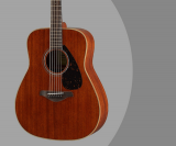 Yamaha FG850 Review – Solid Top Acoustic Guitar (Mahogany)