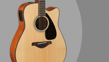 Yamaha FGX800C Review – Solid Top Cutaway Acoustic-Electric Guitar